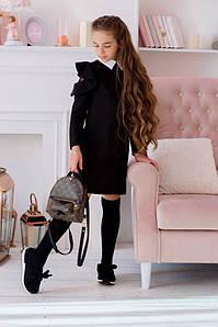 Платье LiLove 421 128 черный