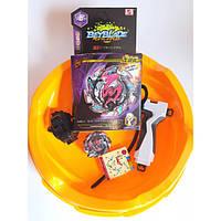 Набор 2 в 1: арена + бейблейд beyblade Hell Salamander Бейблейд Адская Саламандра