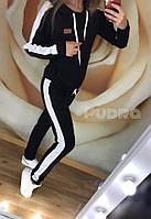 Женский спортивный костюм с капюшоном 42 44 46 48 размер от производителя Одесса 7 км