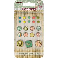 Брадси - Fantasy  - ScrapBerry's
