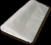 Мешок полиэтиленовый 45см х 80см, Толщина: 50Мк (цена за 100шт)