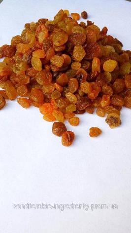 Изюм без косточек янтарь Индия, сушеный виноград, фото 2