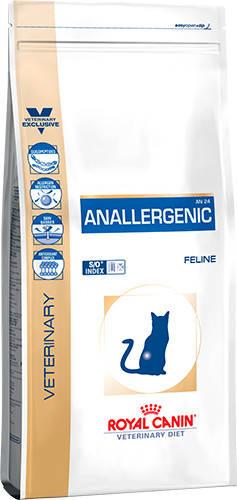 Сухой корм Royal Canin Anallergenic Feline 2кг