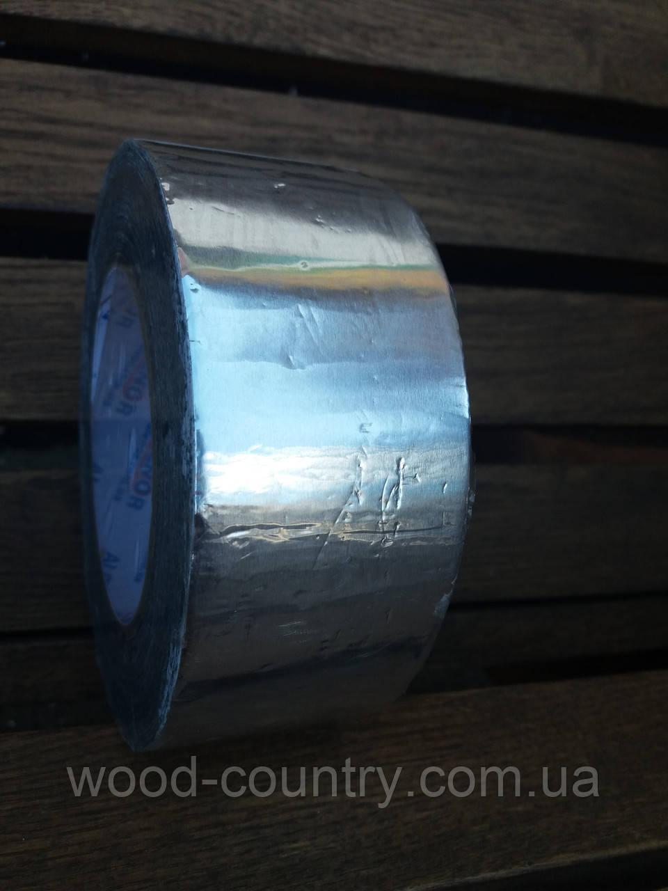 Скотч алюминиевый термоизоляционный
