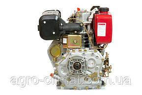 Двигатель дизельный Weima WM186FB (вал под шлицы/шпонку, 9,5 л.с.), фото 3