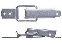Защелка нержавеющая 4/80 A2 AISI 305 (170 х 48 мм)