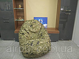 Кресло-овал (ткань Оксфорд), размер 140*110 см
