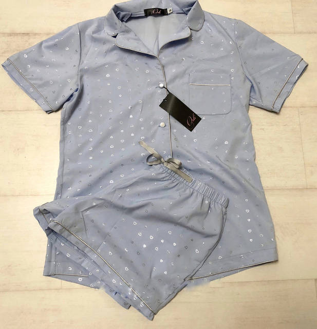 Пижама для дома рубашка шортики