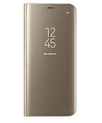 Чехол-книжка Original mirror Samsung S7 Gold