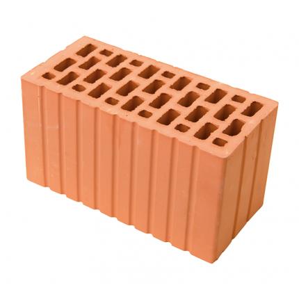 Керамический блок СБК КЕРАМКОМФОРТ 2NF М150 250х120х138 мм, фото 2