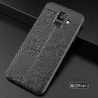 TPU чехол накладка Focus для Samsung Galaxy A6 2018 A600 (3 Цвета)