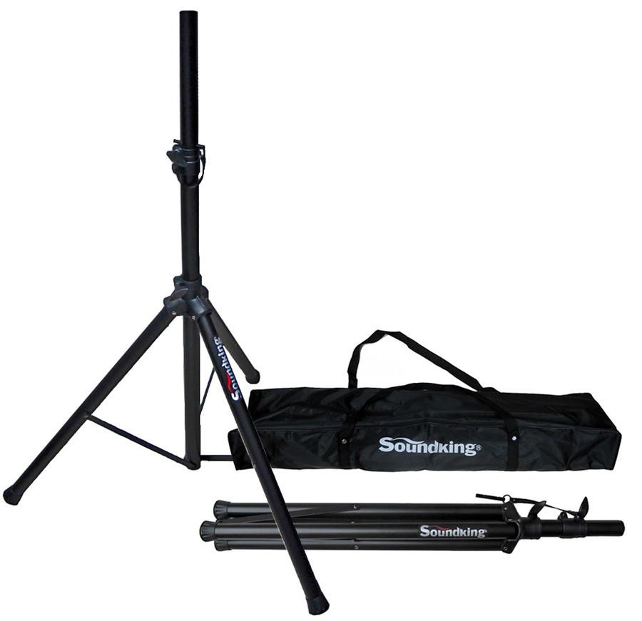 Стійки для акустичної системи SOUNDKING SKSB400B Set w/Bag + чохол