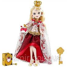 Кукла Ever After High Эппл Уайт (Apple White) из серии Legacy Day Школа Долго и Счастливо