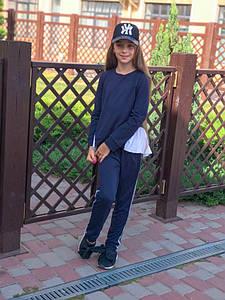 Костюм LiLove 346 140 синий