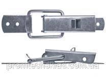 Защелка нержавеющая 4/80F A2 AISI 305 (170 х 48 мм)