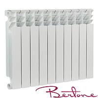 Биметаллический радиатор Bertone B500 (80х582х96)