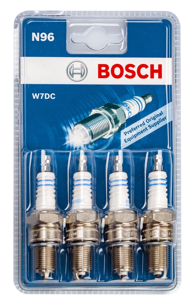 Свічка запалювання BOSCH BO 0241236837
