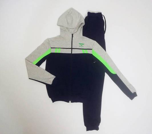 Спортивный костюм для мальчика р.140-164 , фото 2