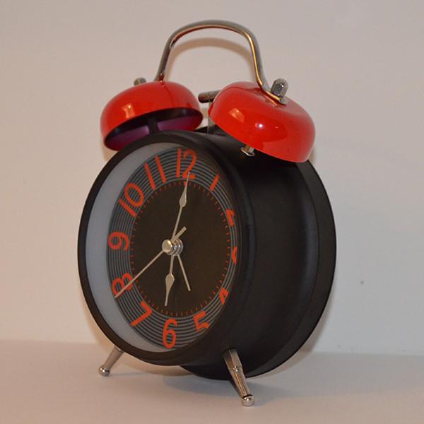 Настольные часы-будильник Red