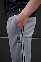 Спортивные штаны beZet grey with reflective, фото 2