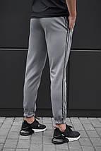 Спортивные штаны beZet grey with reflective, фото 3