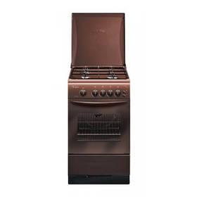 Плита газовая GEFEST 3200-06 K43 коричневая (электроподжиг)
