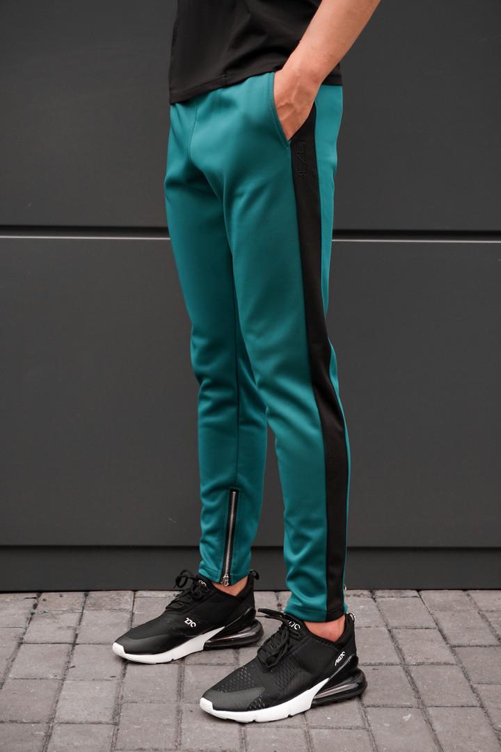 Спортивные штаны beZet with zipp
