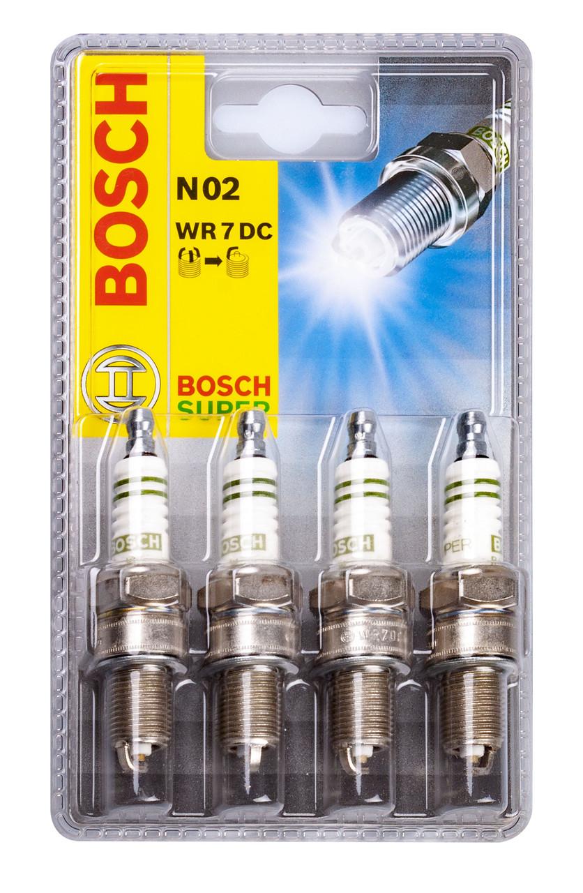 Свічка запалювання BOSCH BO 0242235988