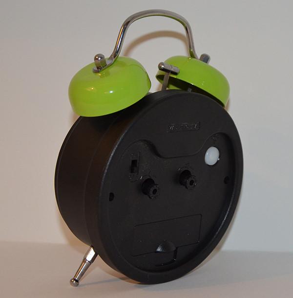 Настольные часы-будильник Green