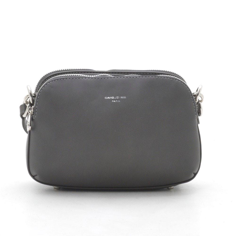 a0657a5946e9 Сумка кроссбоди David Jones 5824-2 d. grey (т. серый), цена 684 грн ...