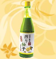 Cок цитруса Юзу, Yuzu Juice,720 мл, Мо