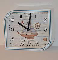 """Настольные часы-будильник """"Yacht"""", фото 1"""