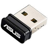 Сетев.акт ASUS USB-N10 NANO Беспроводной-N150 USB адаптер