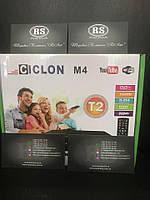 Цифровой тюнер Т2,приймач телевiзiйний, приставка CICLON M4