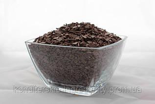 Шоколадные осколки чёрные Мир