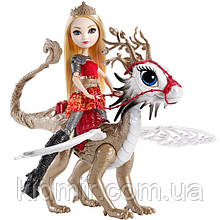 Кукла Ever After High Эппл Уайт (Apple White) из серии Dragon Games