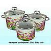 Набір посуду емальований EPOS, Новомосковск, №1500 Бар, фото 2