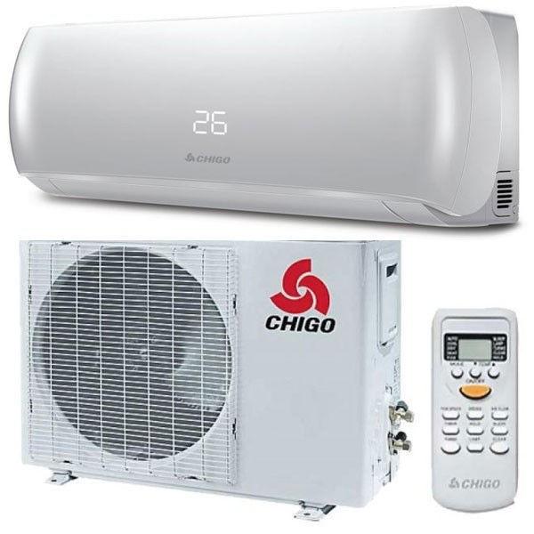 Настенный инверторный кондиционер Chigo CS-70V3A-W156 Lotus Inverter