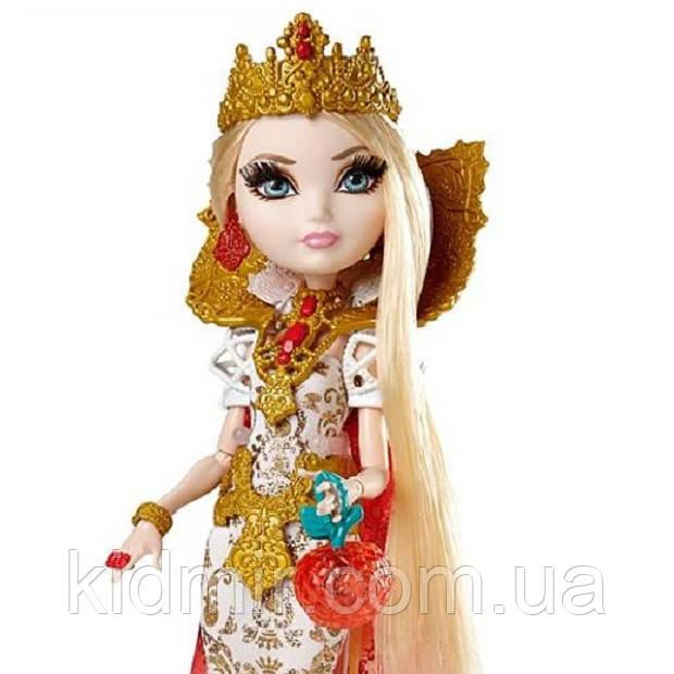 Лялька Еппл Уайт (White Apple) Царствена Евер Афтер Хай