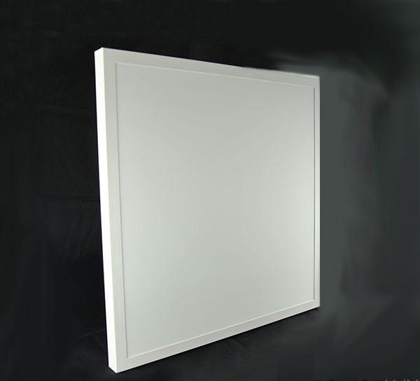 Накладная светодиодная панель Powerlux 600х600мм 36Вт.