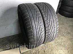 Шины бу зима 215/65R16 Pirelli Sottozero 2шт 4.5мм