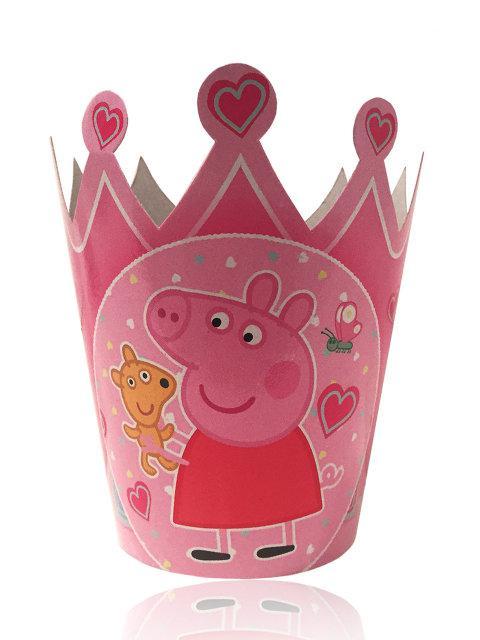 Корона Свинка Пеппа