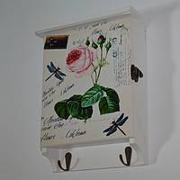 "Настенная ключница ""Rose"", фото 1"