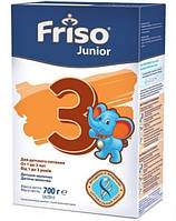 Friso Молочная смесь Фрисолак 3 Junior 700г   картон Суміш молочна суха