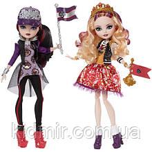 Набор кукол Ever After High Рэйвен и Эппл (Apple and Raven) из серии School Spirit Школа Долго и Счастливо
