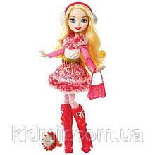 Кукла Ever After High Эппл Уайт (Apple White) из серии Epic Winter Школа Долго и Счастливо