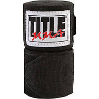 Бинты TITLE MMA SEMI-ELASTIC HAND WRAPS (3 м)