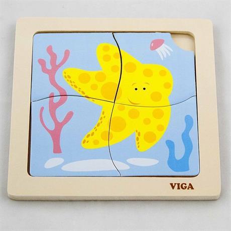 Пазл Viga Toys