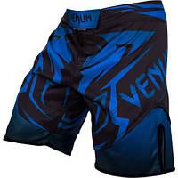 Шорты Venum Shadow Hunter Fight Shorts - Black/Blue