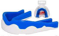 Капа боксерская Power Play 3303 White/Blue